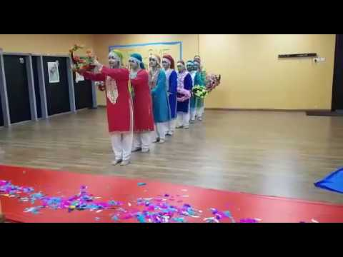 Kashmiri Folk Dance Choreographed by Style Breakers UAE