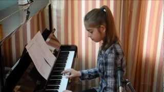 """I Just Want You"" by Ozzy Osbourne (Covered by 12 year old Alisa)"