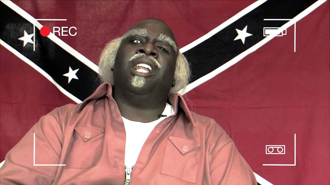 Uncle Ruckus Message For Whites Only Youtube
