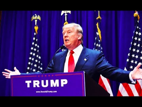 donald-trump:-the-speech-that-started-the-revolution