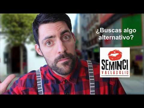 "SEMINCI Advertisement ""Moderno"""
