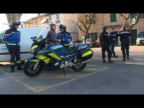 Hérault : En Immersion Avec Les Gendarmes De Lodève