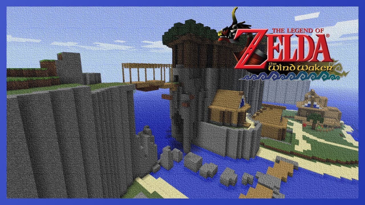 Let S Test Adventurecraft Maps Wind Waker 01 Hoch Lebe Praludien