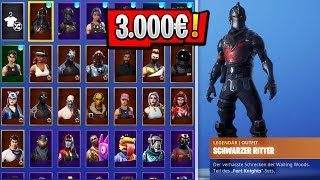 Get Fortnite SEASON 1 account from ZUSCHAUER! (mega expensive) - Fortnite Battle Royale