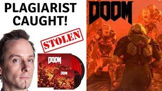 DOOM Soundtrack Plagiarized!  Mick Gordon Steps In! KSHMR Apologizes
