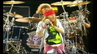 Guns n Roses - Knocking On Heaven's Door Live -  HD (Freddie Mercury tribute 1992) mp3