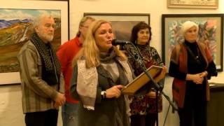 Союз художников провел традиционную осеннюю выставку