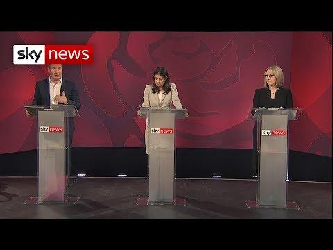 Labour Leadership Hopefuls Clash In 'frosty' Debate