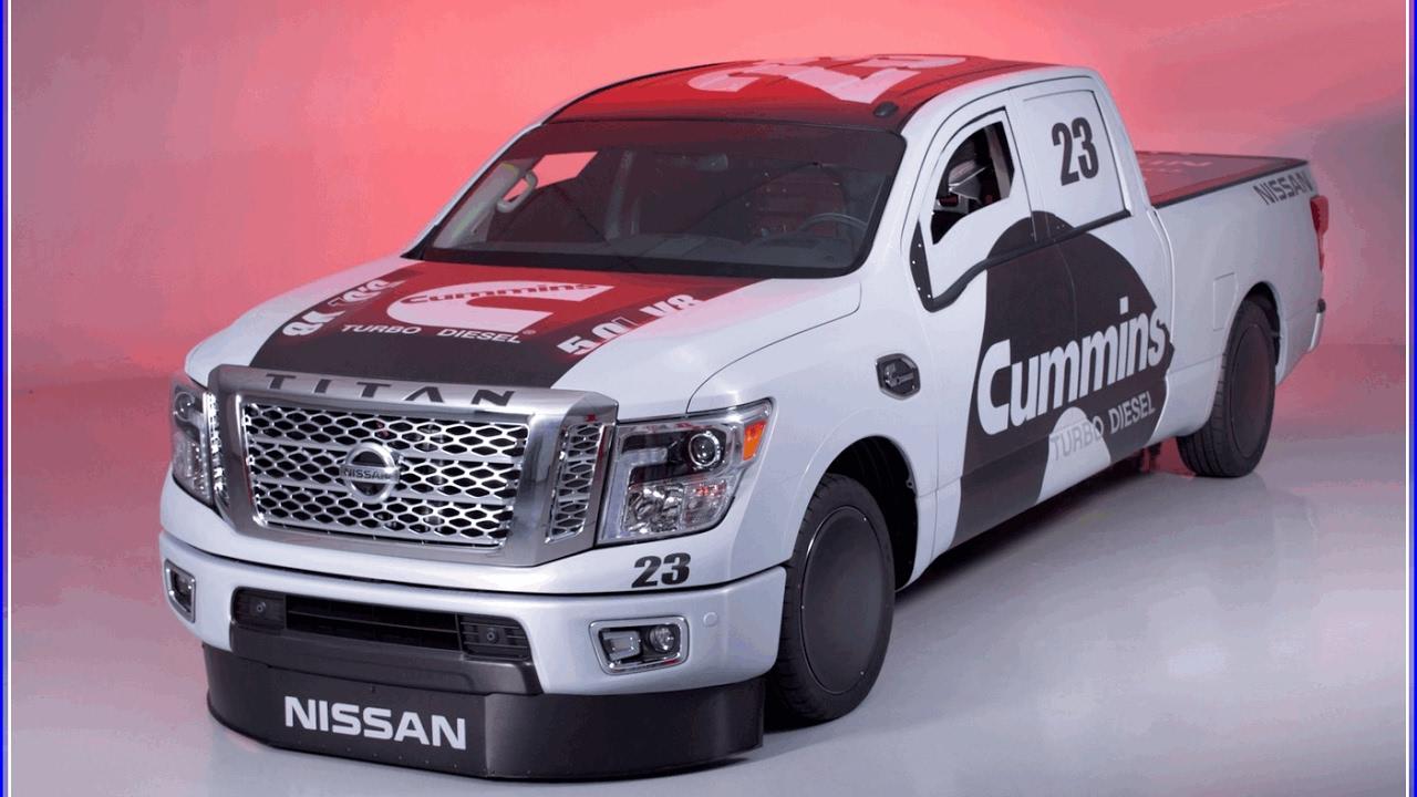Fastest stock pickup truck