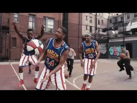 The Harlem Globetrotters and Stomp (Mycee remix)