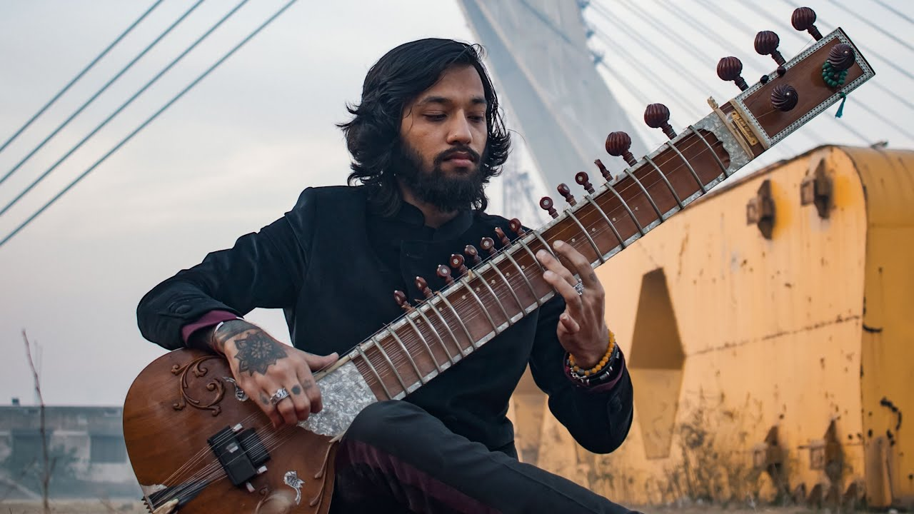 SITAR METAL - When Time Stands Still (Official Video)