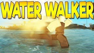 WATER WALKER (Mojo) Booga Booga | Roblox