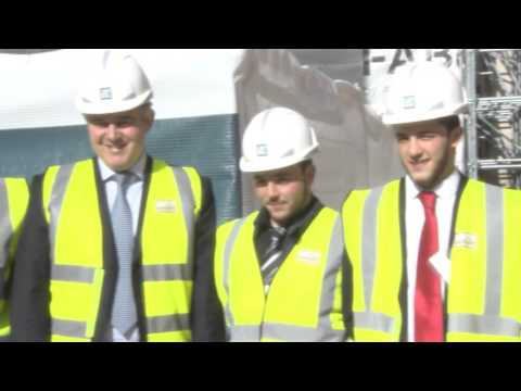Minster for Housing launches construction scheme to help 100 young Londoners into jobs
