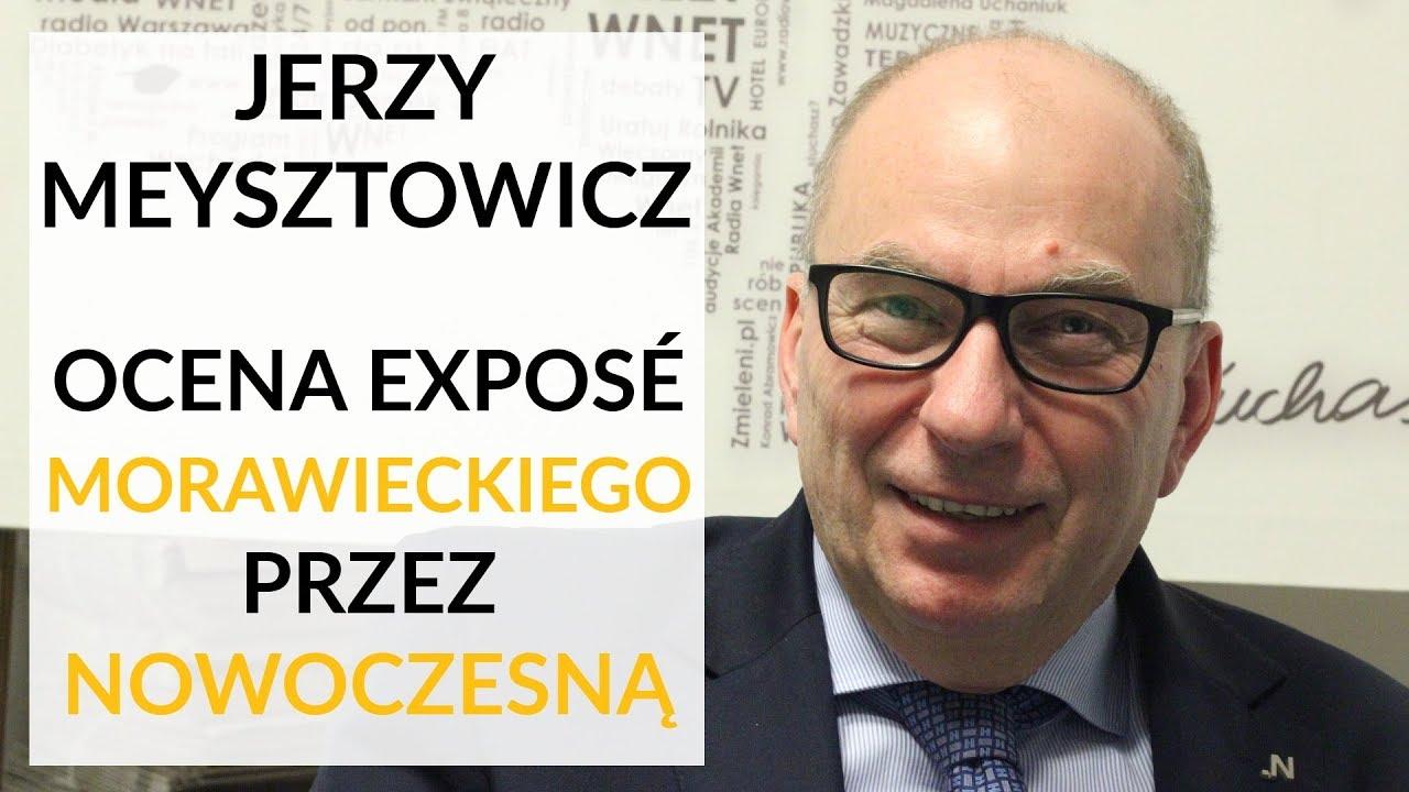 Poseł Nowoczesnej o exposé Morawieckiego: Ta wizja Polski jest nam bliska