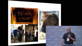 2015 VMworld USA 109 Jaison Bailley @penlem166 and the vBrisket community