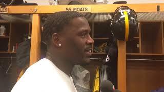 Steelers LB talks Dick LeBeau, Marcus Mariota
