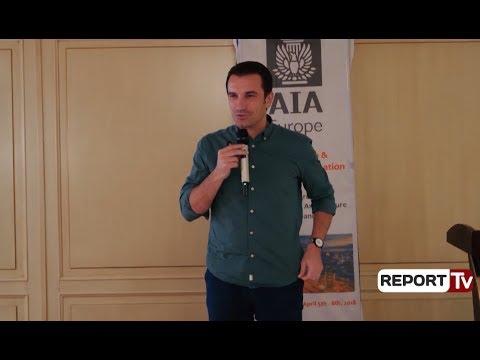 Report TV - Tirana përzgjedhet si histori suksesi nga Instituti Amerikan i Arkitekturës