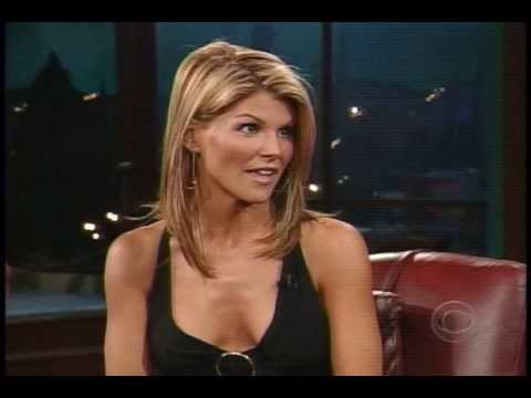 Lori Loughlin on The Late Late Show with Craig Kilborn (2004)