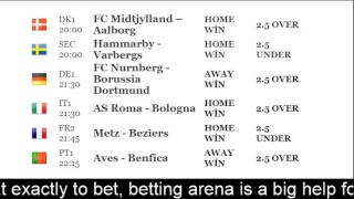 Football predictions for today 18.02.2019 Free picks