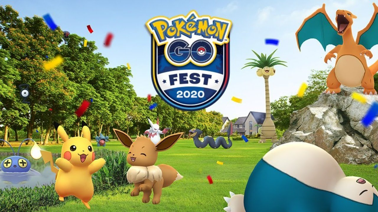 DIA 2 GO FEST 2020 - POKEMON GO - YouTube