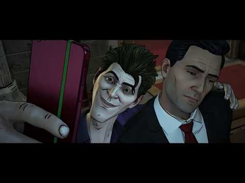 Batman The Enemy Within I Episode 1 Launch Game Trailer I Graphic Adenture I PS4, Xbox One