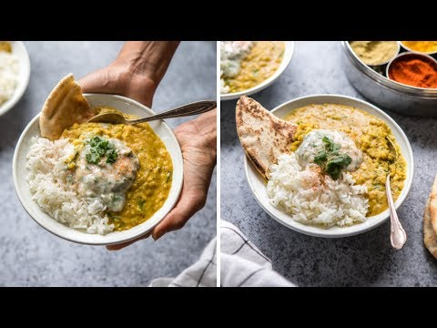 instant-pot-dal-tadka-(indian-spiced-lentils)