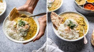Instant Pot Dal Tadka (Indian Spiced Lentils)