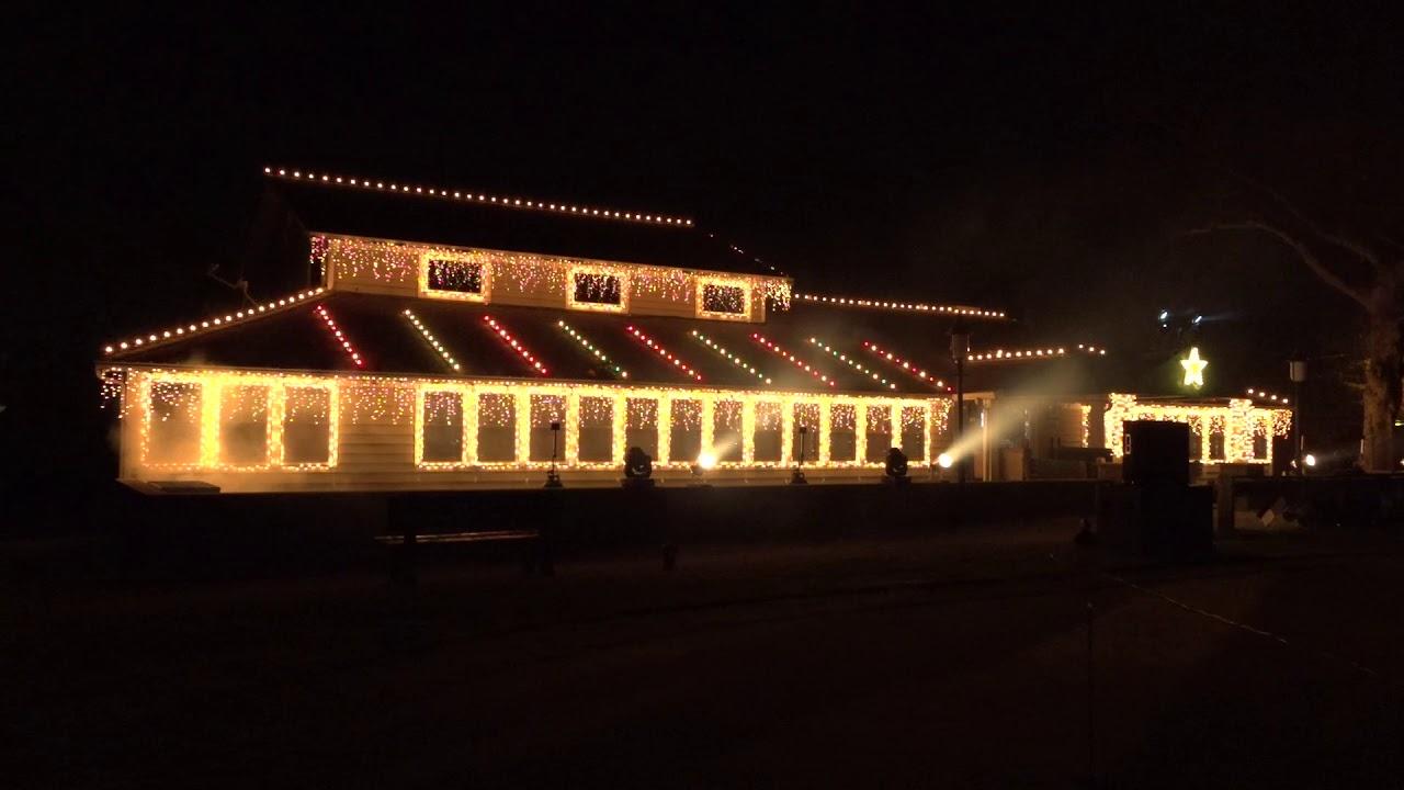 The Christmas Light Show 2019 - Christmas Eve / Sarajevo