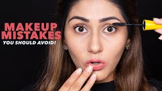 5 Everyday Makeup Mistakes & Beauty Blunders You Should Avoid   Do's & Don'ts of Makeup