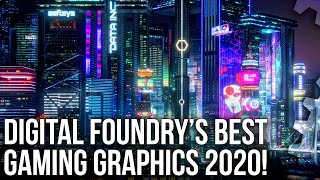 Digital Foundry's Best Game Graphics of 2020 - PC, Xbox, PlayStation - An Amazing Year For Visuals