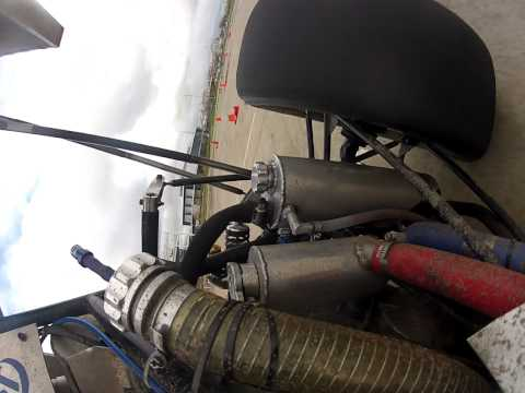 MUR 2012: FSAE CBR600RR Dry Sump Oil Tank Level