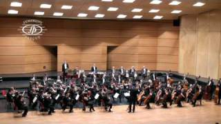"A.Dvorak: Symphony No.9(III.Scherzo-Molto Vivace), orchestra ""Symphony Prague""/cond. Stefan Britvik"