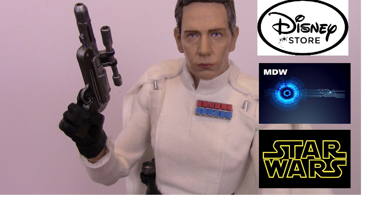 "Star Wars DIRECTOR KRENNIC 10/"" Figure Elite Series Rogue One Disney"