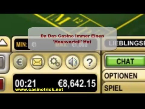 Video Martingale system roulette forum