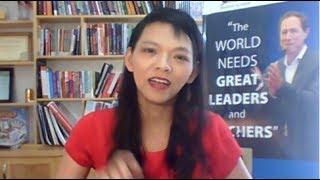 Thất nghiệp là thành quả của người am hiểu về tiền bạc | Nguyễn Thị Vân Anh