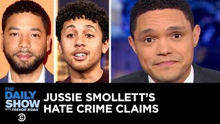 The Unraveling of Jussie Smollett's Hate Crime Claims | The Daily Show