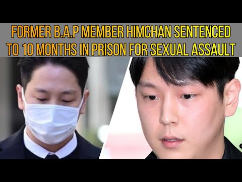 Former B.A.P Member Himchan Sentenced To 10 Months In Prison For Sexual Assault