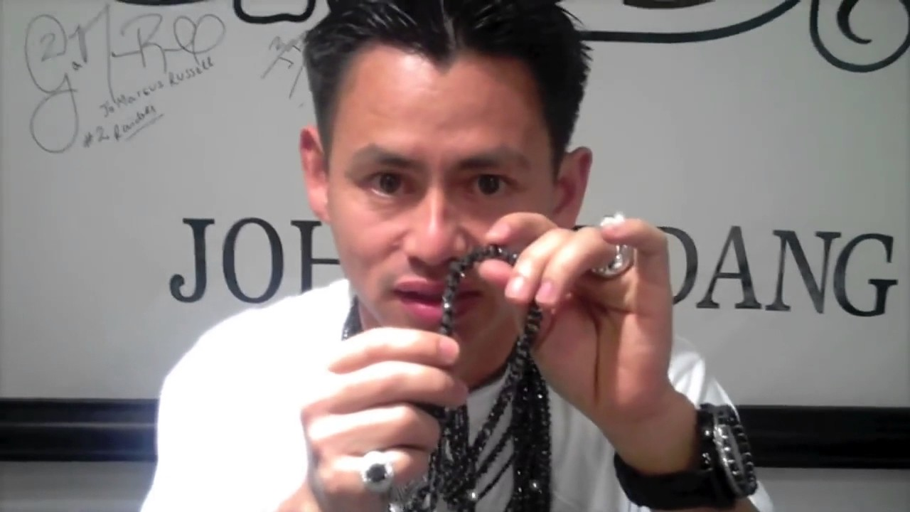 Johnny Dang Introduces the World To His Black Diamond ...