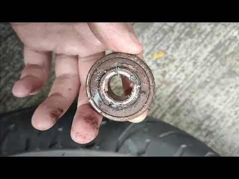 Rear Wheel Bearings Honda CB900 F2-F4 Hornet  Bearing