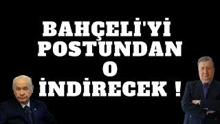 BAHÇELİ'Yİ POSTUNDAN O İNDİRECEK  (Sabahattin ÖNKİBAR - ALTERNATİF) Video