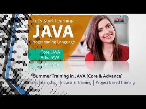 JAVA Summer/ Internship Training 2017 in Delhi at KR Network Cloud