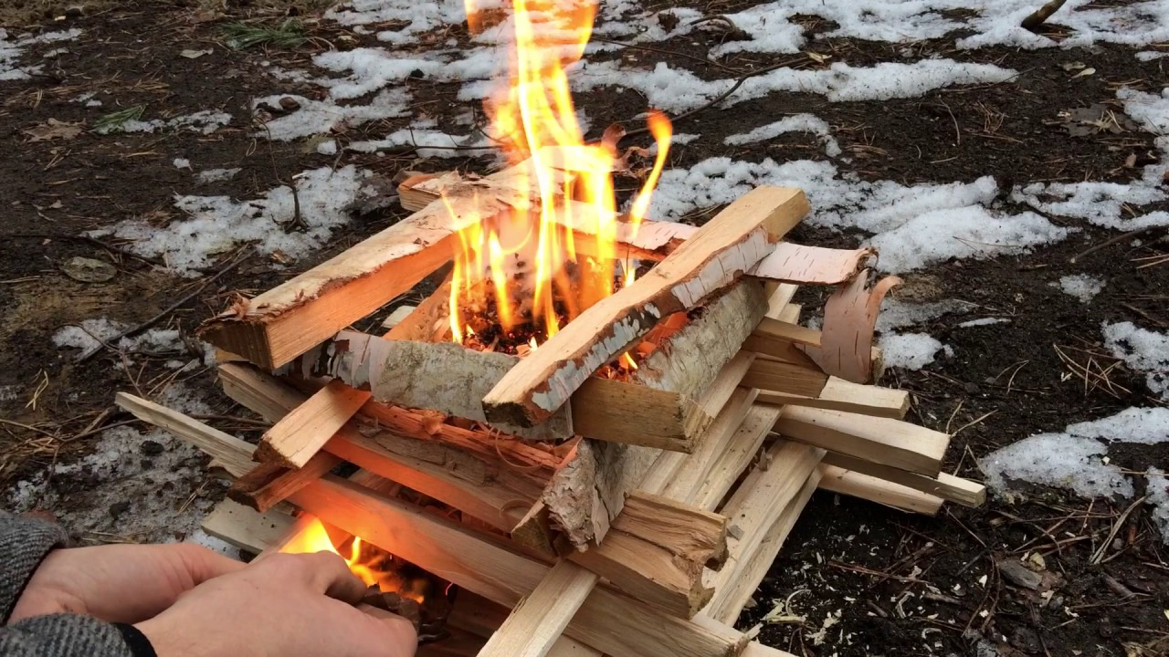 Image result for campfire log cabin