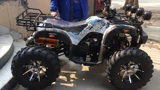 "New ATV Quad Bike 300cc ""EXTREME 300"" Automatic Delivery all INDIA (Call: 9810168100) #99enterprises"