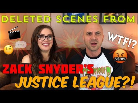 DELETED SCENES FROM ZACK SNYDER
