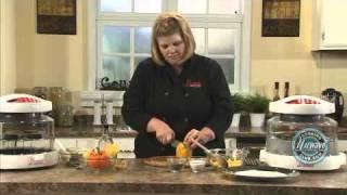Lemon Salmon With Mango Salsa