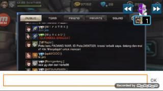 Crisis action Hack Guns with GameGuardian