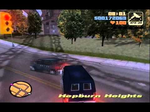 Let's Play Blind Grand Theft Auto 3 Pt.6: The Getaway
