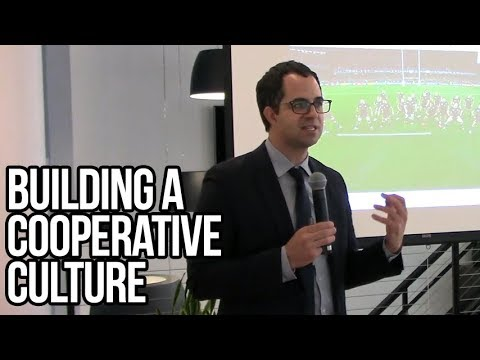 Building a Cooperative Culture | Jay Van Bavel