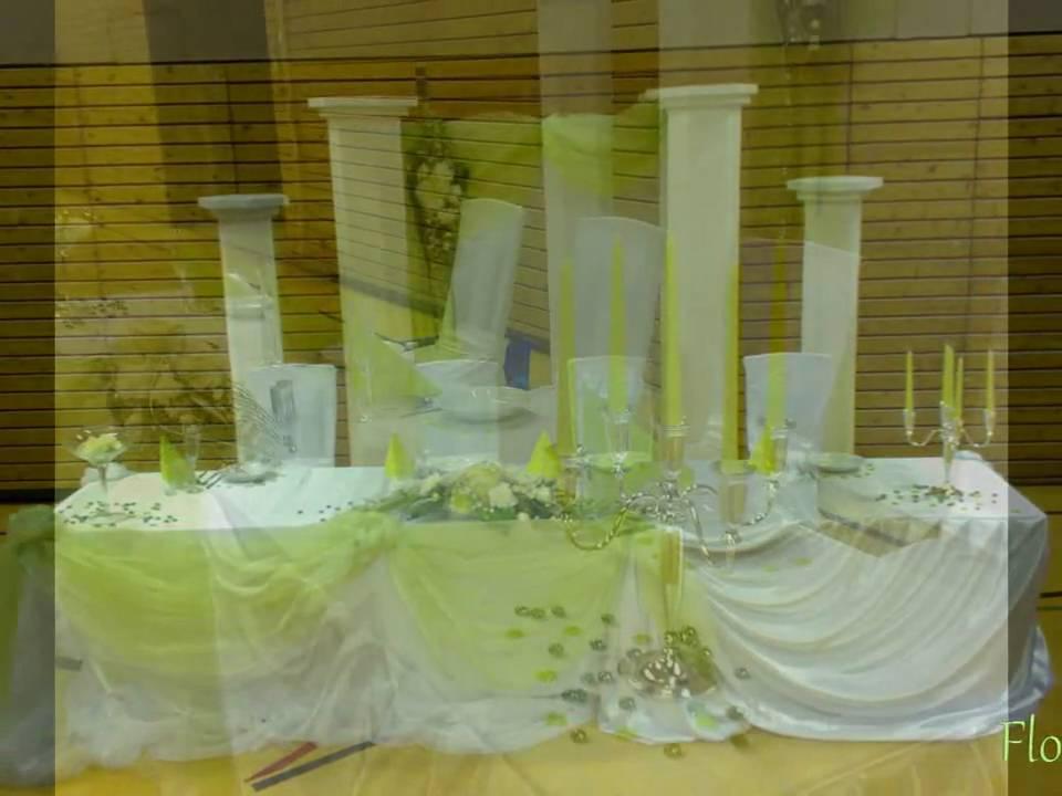 Hochzeitsdekorationen Hochzeitsfloristik Dekorationen Wedding