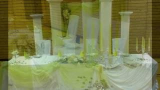 Hochzeitsdekorationen Hochzeitsfloristik & Dekorationen Wedding Floristina-deko.de